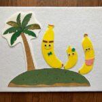 バナナのおやこ